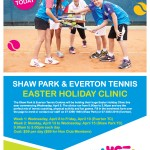 Shaw Park and Everton Easter Clinic p1
