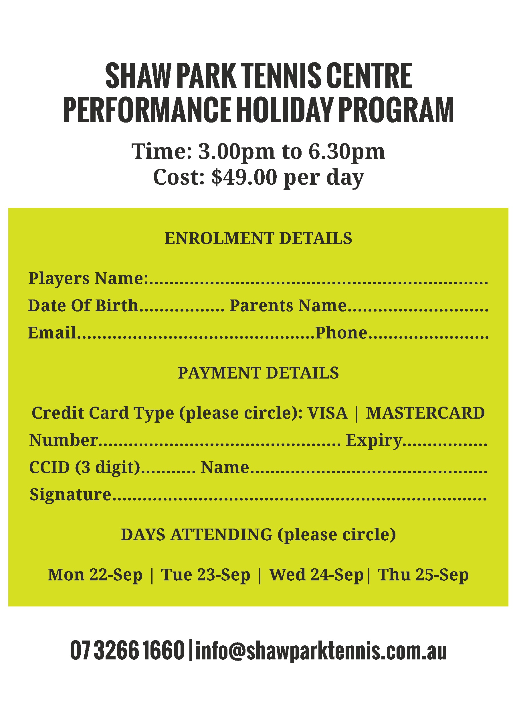 sp-perf-holiday-clinic-back-sep-2014-page-0 - Shaw Park