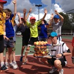 Shaw Park Tennis Centre | Easter Holiday Clinics