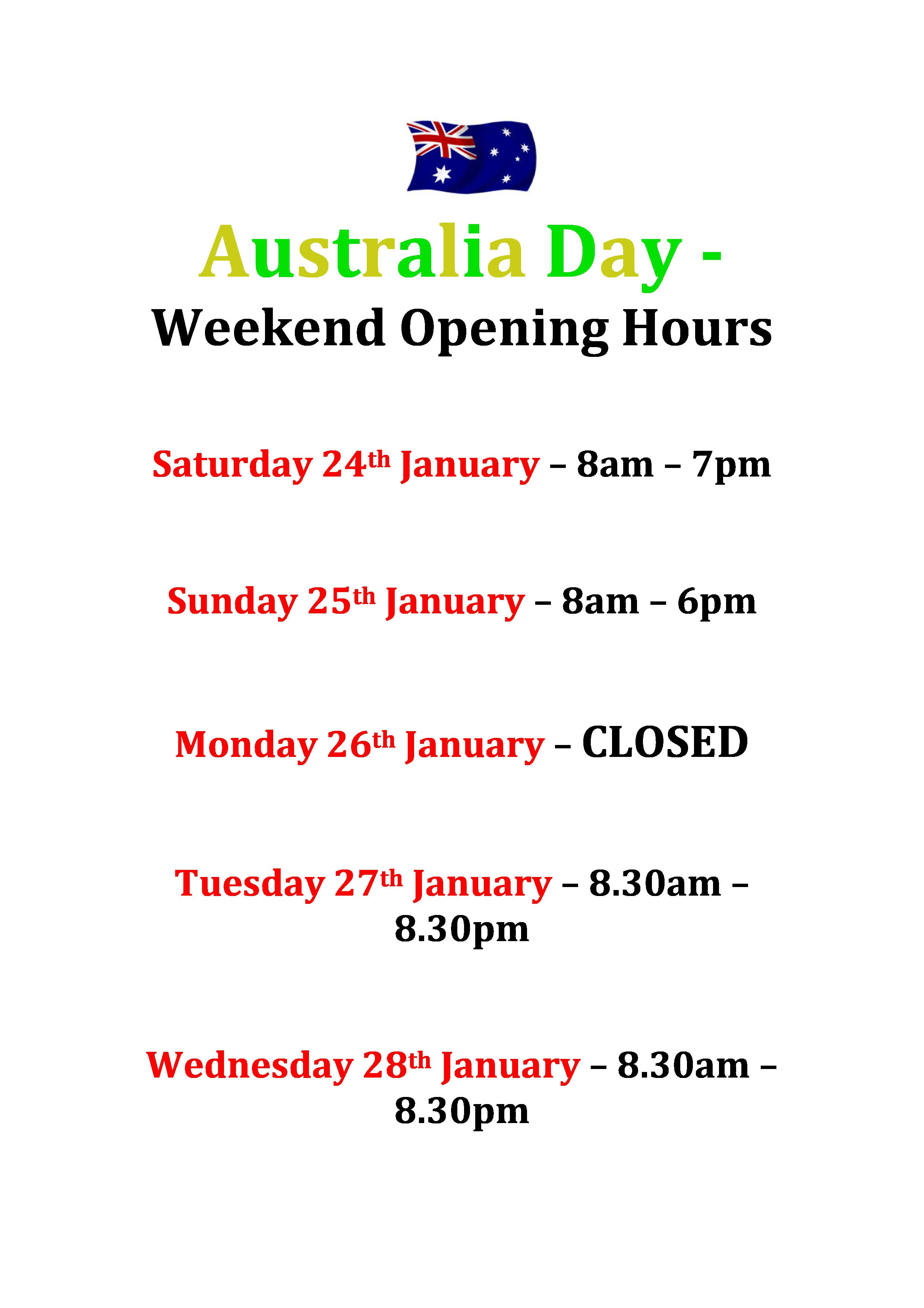 Binary options opening hours