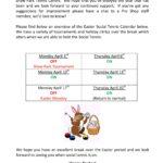 Social Letter Easter 2017